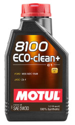 Motul 8100 Eco-clean + 5W30