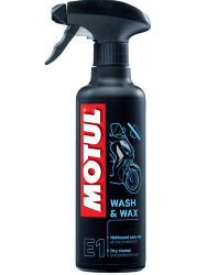Motul E1 Wash & Wax