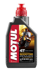 Motul Scooter Power 4T MA 5W40